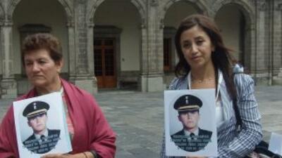 La violencia viene de los criminales, no del Estado: Calderón