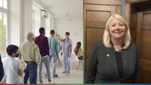 Congresista reconoce que los hispanos hacen buen trabajo, pero dice que primero se debe cuidar a los estadounidenses