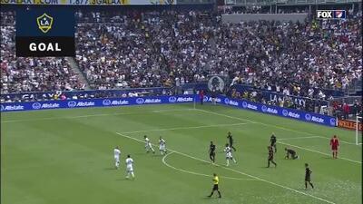 Derechazo letal de Sebatian Lletget y L.A. Galaxy descuenta en casa vs LAFC