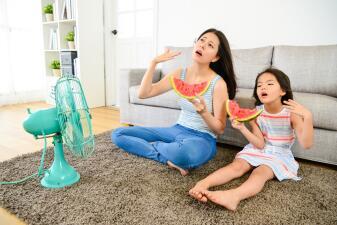 Cómo proteger a tus hijos de una insolación sin que se pierda la diversión