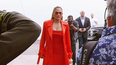 Bienvenida JLo: el momento exacto en que la 'Diva del Bronx' llega a Despierta América