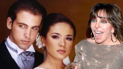 En medio del lío con Verónica Castro, Carlos Ponce asegura (con fotos) que él se casó primero con Yolanda Andrade