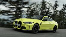 BMW M4 2021: detalles e imágenes de su segunda generación