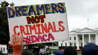 Dreamers on edge as Trump mulls the future of DACA