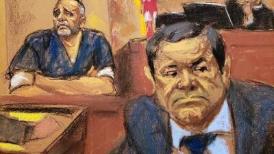 """""""No voy a declarar"""": 'El Chapo' rechaza testificar a su favor en su juicio por narcotráfico"""