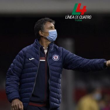 """Siboldi reconoce nerviosismo en Cruz Azul: """"Se jugó con corazón"""""""