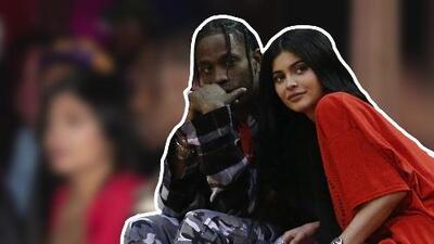 El novio de Kylie Jenner quiso borrar una foto que les tomaron en un club nocturno de Miami donde estaba Clarissa