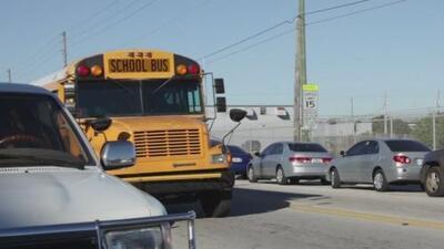Recomendaciones del Departamento de Transporte de Texas para evitar accidentes en el regreso a clases