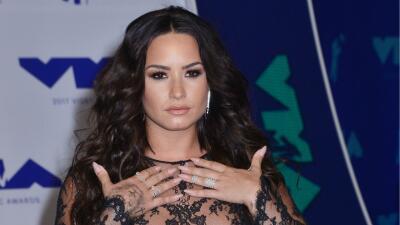 Con una foto Demi Lovato revela su miedo más grande decidida a vencerlo para un nuevo capítulo de su vida