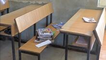"""""""Trajeron un cuchillo para matarme, pero escapé"""": investigan el posible secuestro de más de 300 niños de una escuela"""