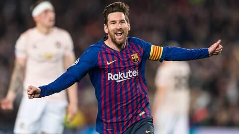 Barcelona 3-0 Manchester United – GOLES Y RESUMEN – VUELTA CUARTOS DE FINAL – UEFA Champions League