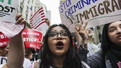Inmigrantes centroamericanos preparan un plan B ante la posible eliminación del TPS