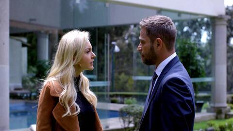 'Amar a muerte' - Jacobo le reclamó a Lucía por ser amante de Johny - Escena del día