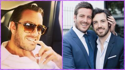 El hermano de Juan Diego Covarrubias es (casi) tan popular como el actor y esto dicen de él en redes sociales