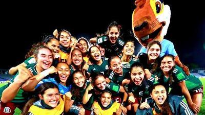 Balance de las selecciones femeninas de México en el 2018