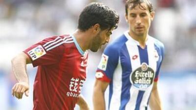 Deportivo la Coruña 0-0 Real Sociedad: Vela y Reyes debutan en la Liga con empate