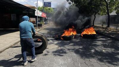 Un periodista muere durante las protestas contra el gobierno de Daniel Ortega en Nicaragua