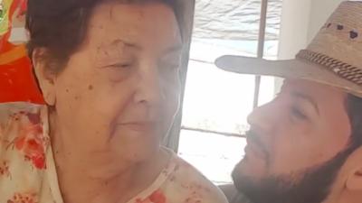 """Hay luto en El Recodo: falleció Rosalinda, la madre de Jorge """"Koky"""" López"""