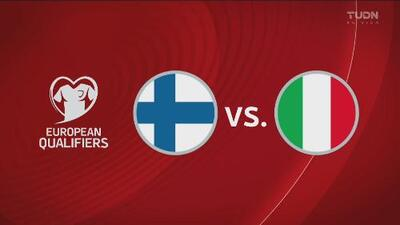 Finlandia 1-2 Italia - Resumen y Goles - Grupo J - Clasificatorio Eurocopa 2020