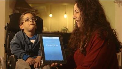 Un traductor para los discapacitados del habla y otras innovaciones digitales de salud