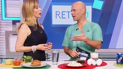 ¿Puedo sustituir alimentos? ¿Cómo mantengo los antojos a raya? La nutricionista del #Reto28 responde las preguntas más frecuentes