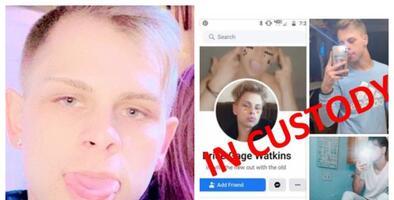 Detienen a hombre que presuntamente agredió sexualmente a un bebé y lo publicó en las redes sociales