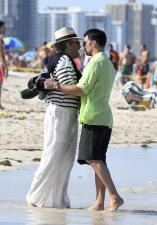 Ricky Martin y Edgar Ramírez se sumergen en los últimos días de Gianni Versace