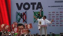 El PRI, debilitado y fragmentado por la corrupción, cumple 90 años como partido político en México