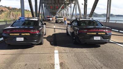 Vuelven a reabrir todos los carriles del puente Richmond-San Rafael