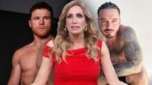 Lili asegura que ella sí pagaría por ver en el ring a 'Canelo' frente a J Balvin