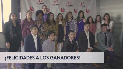 """Univision 34 Atlanta entrega becas a ganadores de la """"Liga de Campeones 2019"""""""