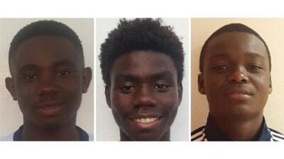 """""""Estaban en el lugar equivocado"""": tres adolescentes mueren atropellados cuando iban hacia un partido de fútbol"""