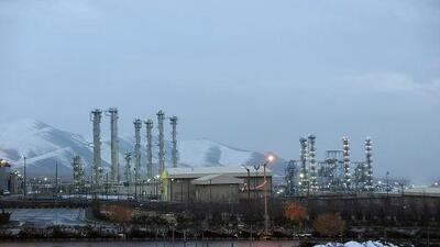 Irán superará en 10 días el límite de uranio enriquecido del acuerdo nuclear y aumenta la tensión con EEUU