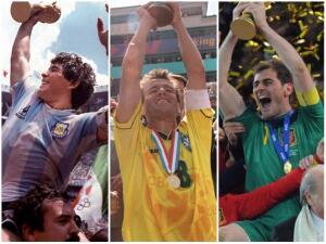 Futbolistas que saben lo que es ganar un Mundial sub-20 y una Copa Mundial de mayores