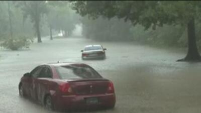 Lluvia y probabilidad de inundaciones, el pronóstico para este miércoles en Houston