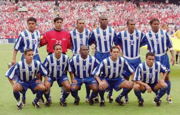 Los 'héroes de Washington', la única selección de Honduras que le ha ganado a Estados Unidos como visitante