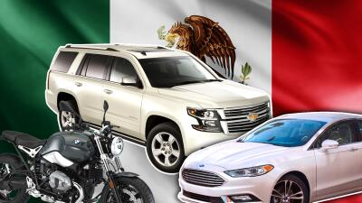 Aranceles de Trump a México: así afectarían los precios de estos carros