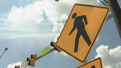 Houston aplicará nuevas medidas para reforzar la seguridad de los peatones en los cruces
