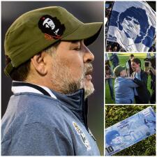 Tercera derrota consecutiva para Maradona