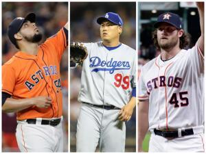 Los campeones individuales de la MLB 2019
