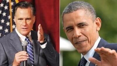 Obama y Romney a por todo en debates