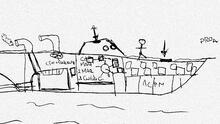 Las revelaciones de un capitán de narcosubmarino