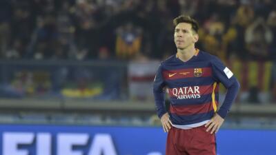 Lionel Messi ya está en Argentina para pasar la Navidad