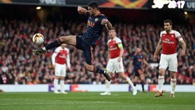 Arsenal 3-1 Valencia – GOLES Y RESUMEN – IDA SEMIFINALES – UEFA Europa League
