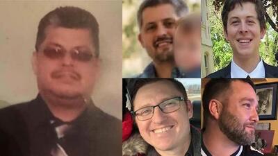 Un mexicano, un joven pasante y padres de familia: las víctimas del tiroteo de Illinois