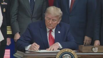 Análisis: intento de residenciar a Donald Trump