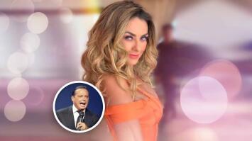 """""""Se ve espectacular"""": Aracely Arámbula inicia el año con foto 'en cueros' y envuelta en controversia por la serie de 'LuisMi'"""