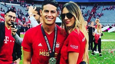Solo faltaba la foto: así es como Shannon de Lima estaría confirmando su romance con James Rodríguez