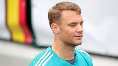 ¿Volverá Neuer para la Pokal? El guardameta del Bayern Múnich podría regresar al arco