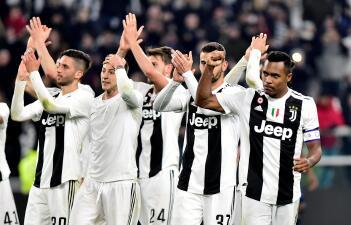 En fotos: sin Cristiano Ronaldo ni Paulo Dybala, Juventus se deshizo del Udinese